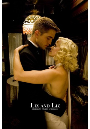 Reese Witherspoon Ivory Celebrity Dress In Movie Water for Elephants